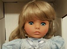 Lissi Doll TATJANA Rare Signed Award Vintage Germany Collectible Plastic New