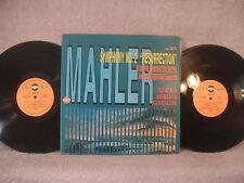 Harold Farberman, Mahler: Symphony No 2 Resurrection, 2D VCL 9069, 1984, 2 LPs