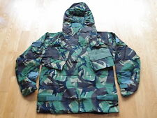 Vintage NEW 1989 British DPM Chemical Suit Jacket Military Camo Camouflage
