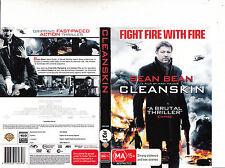 Cleanskin-2012-Sean Bean-Movie-DVD