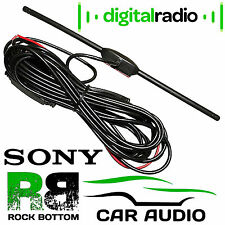 SONY CDX-DAB500U Car Radio Stereo T-Bar DAB Amplified Active SMB Aerial Antenna