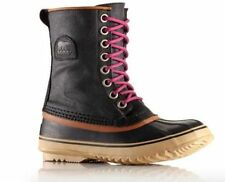 Sorel 1964 PREMIUM Canvas Waterproof Boots Womens Size 9.5 New With Box