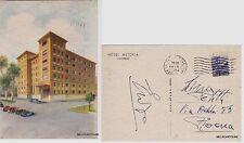 # LIVORNO: HOTEL ASTORIA   1950