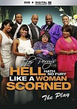 Hell Hath No Fury Like A Women Scorned: The Play (DVD) Ships within 12 hours!!!