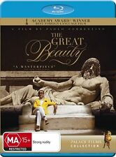 The Great Beauty (Blu-ray, 2014) Italian, subtitles, NEW & SEALED, FREE POST