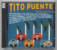 TITO PUENTE Babarabatiri - CD - ottime condizioni