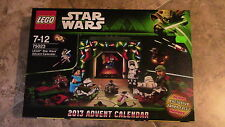 Lego - Star Wars Advent Calendar 2013 #75023 Brand New Sealed! Jango
