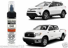 Genuine Toyota 00258-00040-21 White Touch-Up Paint Pen New Free Ship USA