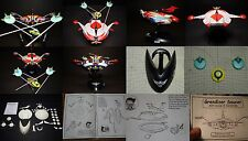 Goldorak Grendizer Goldrake , resin garage kit Goldorak VS Vega !