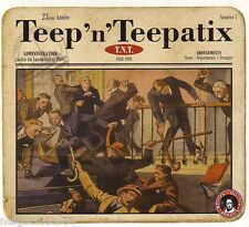 TEEP'N'TEEPATIX - T.N.T. Digipack CD punk oi! Ska