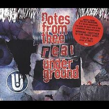 Various Artists - Notes from Thee Real Underground Vol 1 - Invisible NEW 3 CDs