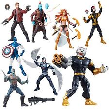 Set of 8 Marvel Legends Guardians Of The Galaxy  Vol. 2 Titus BAF pre-order