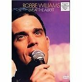 Robbie Williams - Live at the Albert [Video] (Live Recording/+DVD, 2001)