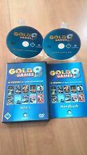 GOLD GAMES  10 TOP SPEILE  BOX 1  PC SPIEL