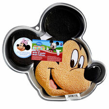 NEW Wilton Disney MICKEY MOUSE Face Birthday CAKE PAN Insert #2105-7070 MINNIE