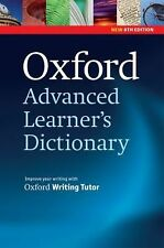 Advanced Learner's Dictionary (2010, Paperback)