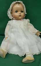 "Vintage 1920s-1930s Madame Alexander composition & cloth 22"" tall  doll"