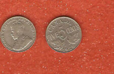 Rare 1926 Near 6  Canada Five Cent Coin (a great collectable five cent coin)