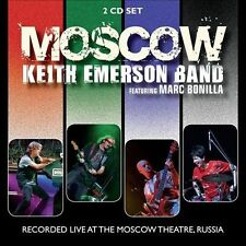Moscow by Keith Emerson Band/Keith Emerson (Composer/Keyboards) (CD,...