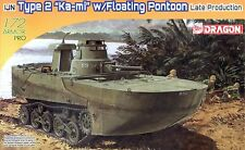 "Dragon 1/72 7486 WWII IJN Tpye 2 ""Ka-mi"" w/Floating Pontoon (Late Production)"