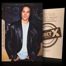 Brandon Lee  [ ID: E387 #XX ] PROJECT X LIMITED EDITION CARDS