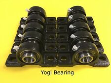 "1"" inch Pillow Block Bearing UCP205-16 (10pcs) Solid Base - High Quality"