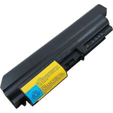 6 Cell Laptop Battery for IBM Lenovo Thinkpad Widescreen R61i T61P Series us new