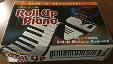 Portable 49 Keys Flexible Roll Up Electronic Piano Soft Keyboard