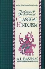 The Origins and Development of Classical Hinduism, Basham, A.L., Good Book