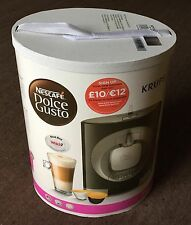 dolce gusto krups coffee machine RRP £99.99