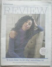 Corinne Bailey Rae - Daily Telegraph Review – 14 May 2016