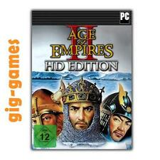 Age of Empires 2 II HD PC spiel Steam Download Digital Link DE/EU/USA Key Code