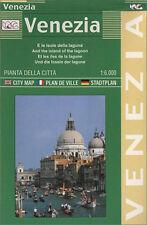 Venezia e le isole della laguna. Pianta della città 1:6000 - Cartina in Offerta!