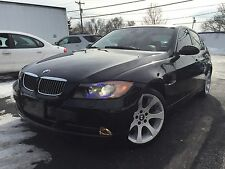 BMW: 3-Series 4dr Sdn AWD