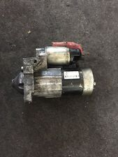 2002 RENAULT MEGANE 1.6 5 SPEED MANUAL STARTER MOTOR 8200021396