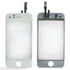Ricambio SOLO Vetro per Touch Screen per iPhone 3GS Bianco - Vetrino No Schermo