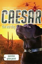 NEW - Caesar the War Dog: Operation Green Parrot