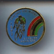 RARE PINS PIN'S .. VELO CYCLISME CYCLING POMPIER 71 ¤8C