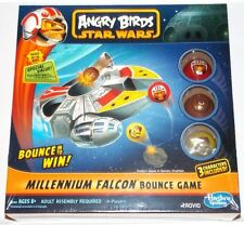 NEW Angry Birds Star Wars Millennium Falcon Bounce Game By Hasbro Game Free Ship