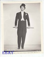 Buddy Rogers in top hat and tails VINTAGE Photo circa 1937