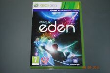 Child of Eden Xbox 360 and Kinect PAL