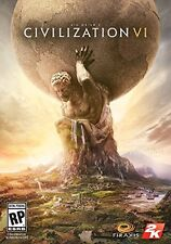 Sid Meier's Civilization VI - PC, New Windows 7, Windows 8, Pc Video Games