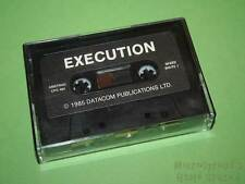 Execution Amstrad CPC Game - Datacom Publications (Cassette Only)