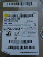 160 GB Samsung Spinpoint HD161HJ /B / 320421KQ146144 STORM2 / 2008.01  Hard Disk