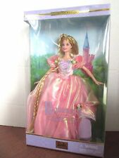 New Mint NRFB Barbie as Rapunzel 2001 Collector Edition 53937 2nd in Series