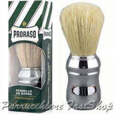 Shaving Brush Proraso ® Pennello da Barba Omega Qualità Elevata Setole Rasierpin