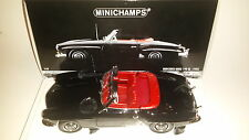 Minichamps 1/18 Mercedes-Benz 190 SL 1955 Black