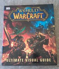 Blizzard World of Warcraft Ultimate Visual Guide HardCover Art Book