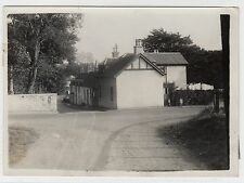 WATERFOOT, AYRSHIRE: Publisher's photograph to produce postcards (C3303)