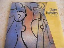 Henri Guedon - L'Opera Triangulaire- LP 1988 - Neu und OVP